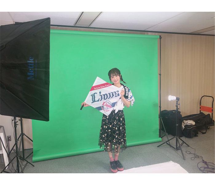 SKE48・惣田紗莉渚、西武優勝に祝福コメント「ライオンズだいすきです!このまま日本一へ」!
