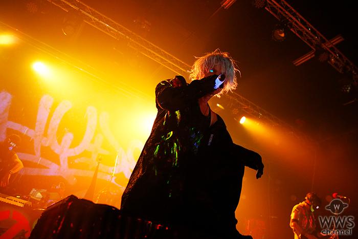 HYDE、7都市33公演の籠城ツアー「HYDE LIVE 2018」が終了!