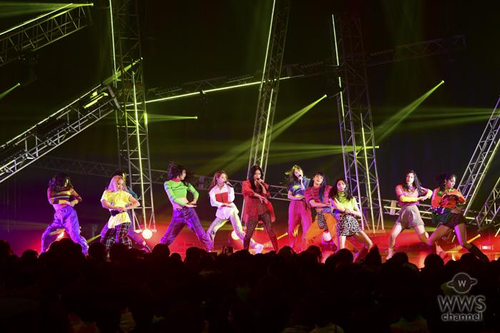 【ライブレポート】E-girlsが「MTV VMAJ 2018 -THE LIVE-」に出演!『Show Time』を披露し最難関のダンスパフォーマンスを魅せつける!<VIDEO MUSIC AWARDS JAPAN 2018>