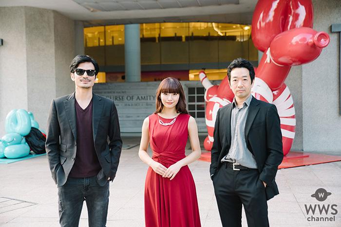 SUPER☆GiRLS 浅川梨奈が海外進出!シンガポールで映画上映舞台挨拶に登壇!!