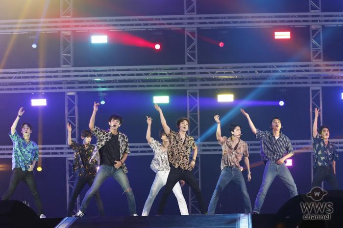 【ライブレポート】EXOが2年連続3度目の「a-nation」出演!勢い魅せつける圧巻のパフォーマンス!!