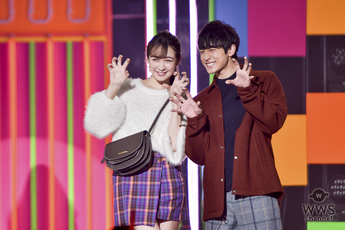 俳優の小関裕太が「ViVi Night in TOKYO 2018」のトークショーに登場!