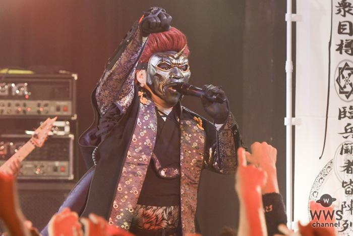 【ライブレポート】覆面和装バンド・GESUMETARUがCALDERA SONIC(カルデラソニック)に登場!覆面に隠された熱きサウンドで会場を席巻!!