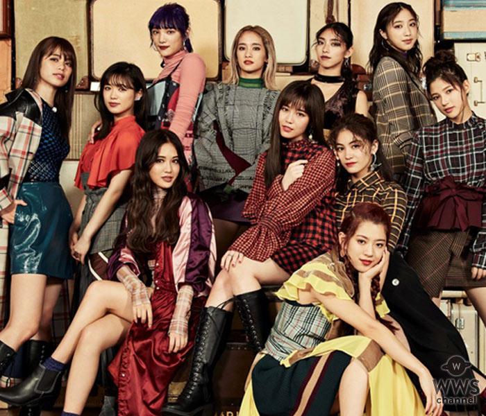 2018アジアソングフェスティバルにE-girlsが日本代表として出演!!