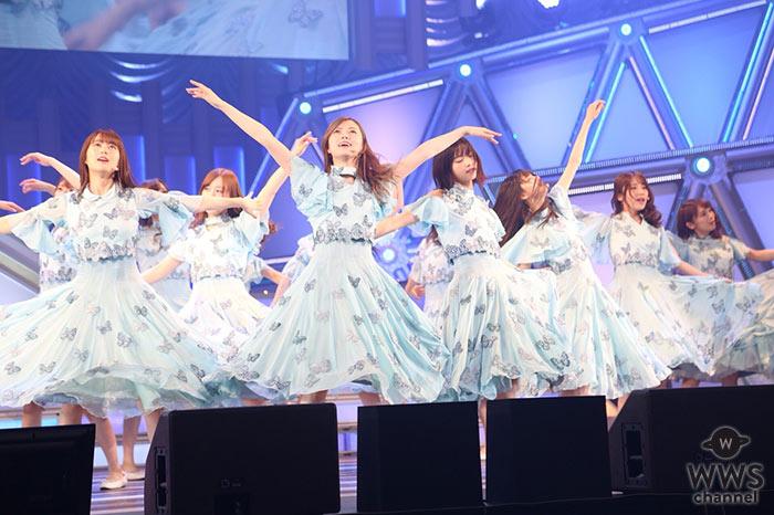 <第2回 日・ASEAN 音楽祭>乃木坂46がNHKホールで国境を越えるマーメイドに!ヒット曲「シンクロニシティ」「おいでシャンプー」連発!