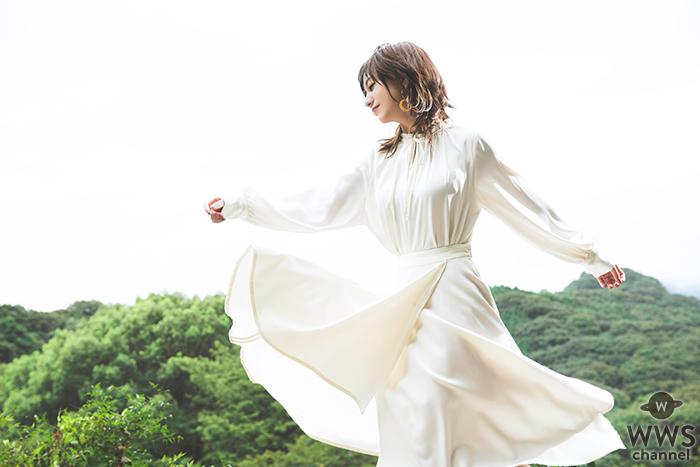 伊藤千晃の第2弾デジタル・シングル曲「happiness」がついに配信!!