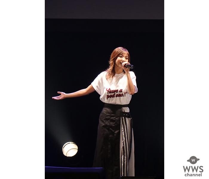 伊藤千晃がファンクラブイベントにて新曲2曲を初歌唱!!