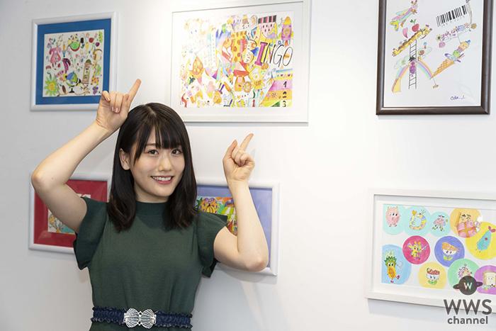 HKT48 小田彩加が福岡にて初の個展を開催!「みなさんのおかげで、夢であった個展をひらくことができました。」