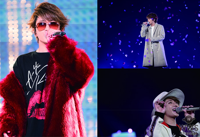 Nissy、東京ドーム公演のWOWOW放送に先駆けて、スペシャル予告映像が配信スタート!!