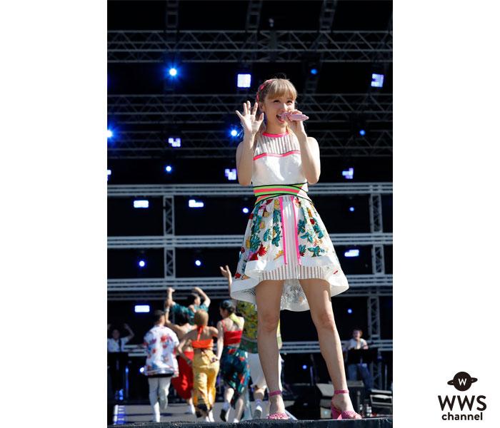 【ライブレポート】Dream Amiが「a-nation」東京公演に出演!ギターを片手に『Follow Me』『Let it Go』をパフォーマンス!