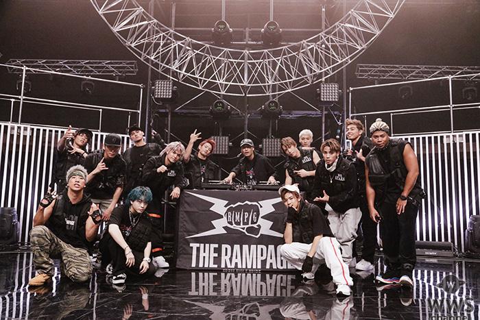 THE RAMPAGE from EXILE TRIBE × WOWOW、 ダンスパフォーマンス&スタジオライブの ダイジェスト映像を特別公開!