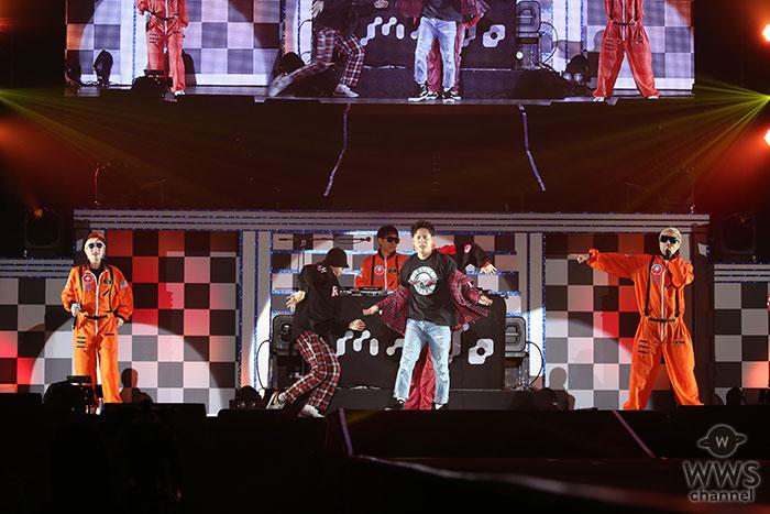 m-floが三代目 JSB 山下健二郎フェスでヒットナンバー『come again』披露!ボーカルLISAが透き通る歌声で魅了!<山フェス〜山下ベース in 横浜アリーナ〜>」