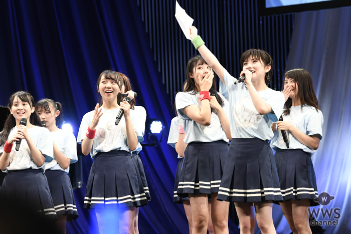 STU48・瀧野由美子がサックスで『瀬戸内の声』を披露。延期の2ndシングルのリリースも決定!!