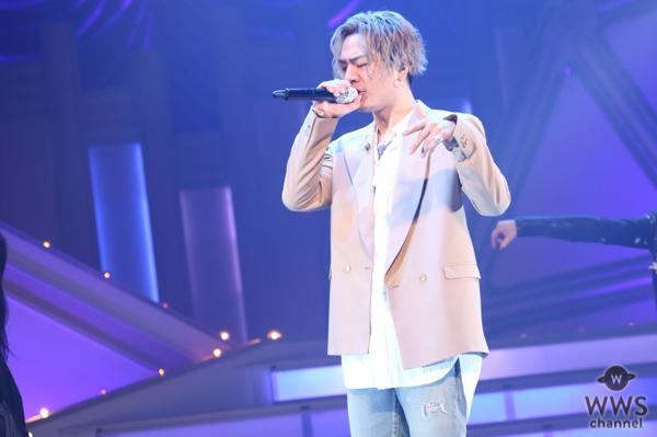 <第2回 日・ASEAN 音楽祭>三代目 J Soul Brothers 登坂広臣「日本代表の気持ちで音楽を発信していきます!」ソロデビュー曲「WASTED LOVE」を熱唱!