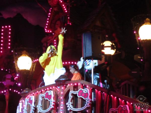 黄色い衣装でSKY-HI(AAA)が登場!ハロウィンのサンリオピューロランドで シナモロール期間限定のスイーツが大盛況! <SPOOKY PUMPKIN 2018〜PURO ALL NIGHT HALLOWEEN PARTY〜>