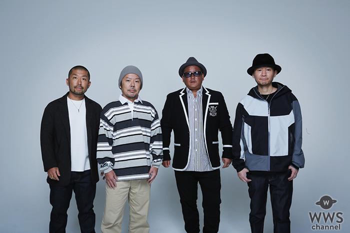 ケツメイシ、New AL「ケツノポリス11」がオリコンランキングほかチャート1位を席巻!!アルバムダイジェスト映像を本日公開!