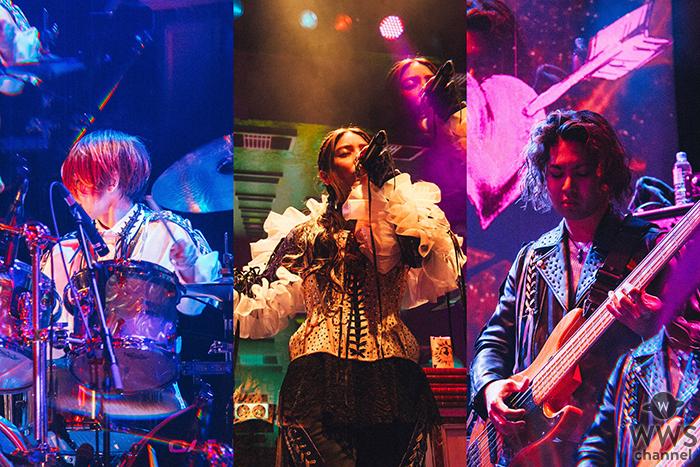 DracoVirgo、「兎に角、ジェネシス!!!!!」DracoVirgo version& インストゥルメンタル楽曲 全12曲を3週連続で配信決定!
