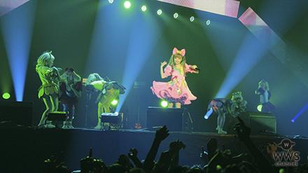 きゃりーぱみゅぱみゅCOUNTDOWN JAPAN 13/14