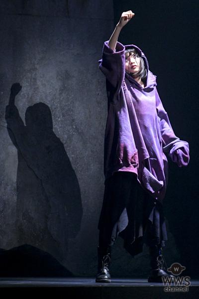 "AKB48・岡田奈々が舞台『マジムリ学園』で新キャラクター""ネロ""を熱演!ドラマ版出演のSTU48・瀧野由美子へ「私が""卍""の魂を引き継ぐ」!!"
