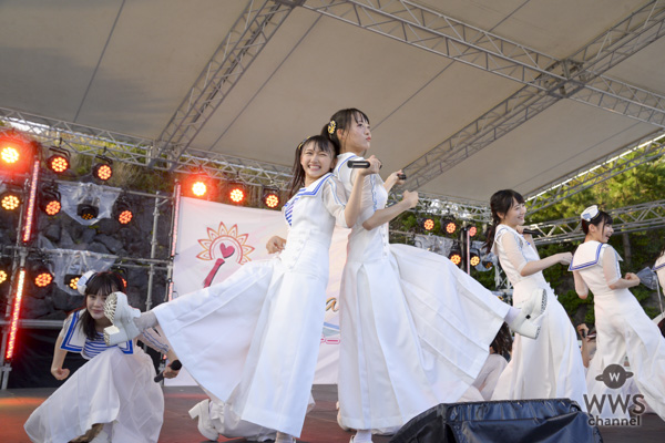 【ライブレポート】STU48が「OISOアイドルビーチ2018」に出演!瀬戸内の風に乗せ進むSTU48という船に乗り、一緒に夢力をつかもうぜ!<OISOアイドルビーチ2018>