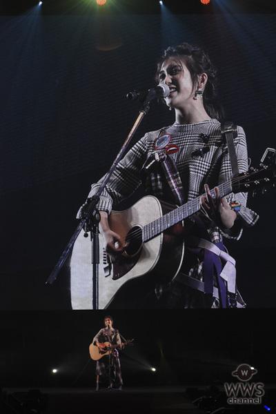 【写真特集】RUANNが「TGC北九州2018」のオープニングアクトに登場!<takagi presents TGC KITAKYUSHU 2018 by TOKYO GIRLS COLLECTION>