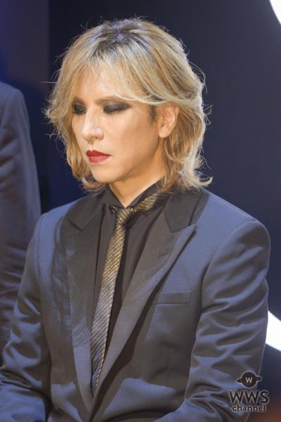 X JAPAN YOSHIKIが「YSL BEAUTY HOTEL」のプレミアムゲストに登場!