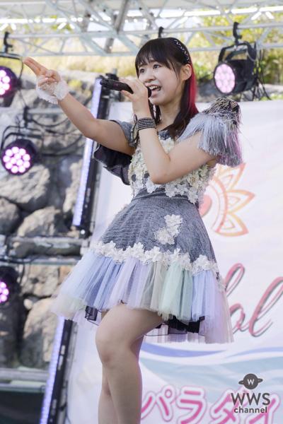 【ライブレポート】アップアップガールズ(2)が「OISOアイドルビーチ2018」に出演!過ぎ去った夏を連れ戻した熱量パフォーマンス!!
