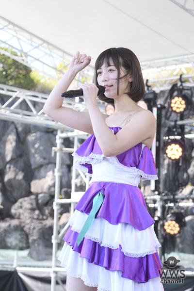 【ライブレポート】DREAMING MONSTERが「OISOアイドルビーチ2018」に出演!心に笑顔の花を咲かせたパフォーマンスを披露!!