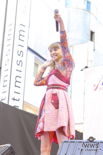 Dream Amiが「渋谷音楽祭」でニューシングル『Wonderland』を披露!