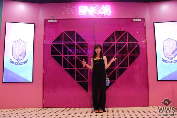 指原莉乃がBNK48劇場、2Shot写メ会にサプライズ登場!