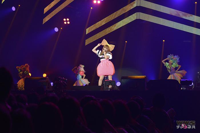 【ライブレポート】 きゃりーぱみゅぱみゅが2年連続EARTH STAGEに登場!COUNTDOWN JAPAN 14/15