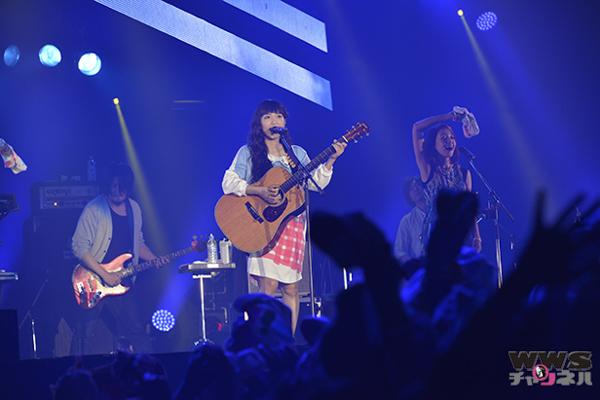 【ライブレポート】 miwaが『ミラクル』をラストに披露!COUNTDOWN JAPAN 14/15
