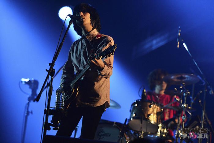 【ライブレポート】クリープハイプがラストに『HE IS MINE』を披露!COUNTDOWN JAPAN 14/15