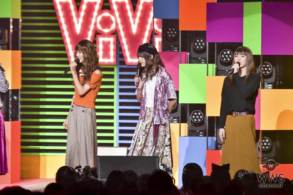 ダンス&ボーカルユニット・M!LKが女装姿で「ViVi Night in TOKYO 2018」に出演!