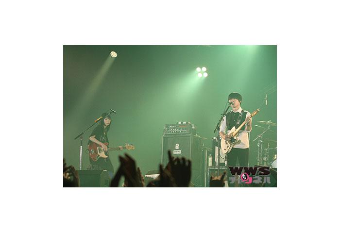 【ライブレポート】Base Ball Bear (ベースボールベアー)がEARTH STAGEに登場!COUNTDOWN JAPAN 14/15