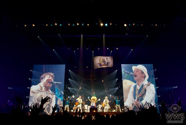 """ゆず、広島振替公演で BIG YELL ツアー""""完結"""" 2 人だけの弾き語りライブに 1 万 1000 人熱狂!!"""