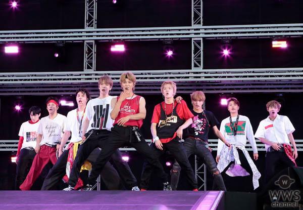 【ライブレポート】NCT 127が「a-nation」に出演!アクロバティックなライブパフォーマンスで観客を圧倒!!