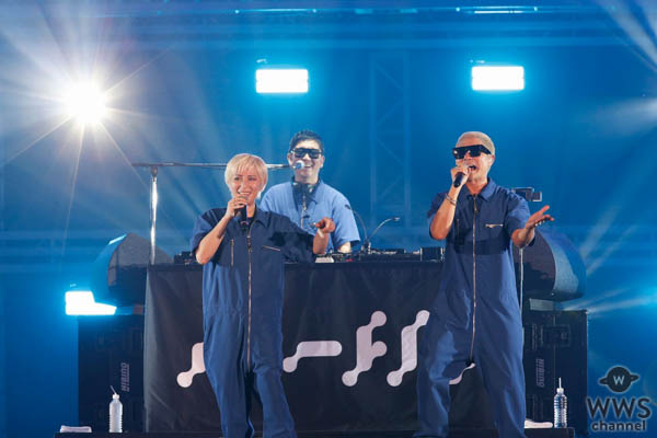 【ライブレポート】m-floが「a-nation」東京公演に出演!15年ぶりの完全復活のパフォーマンスを魅せつける!!