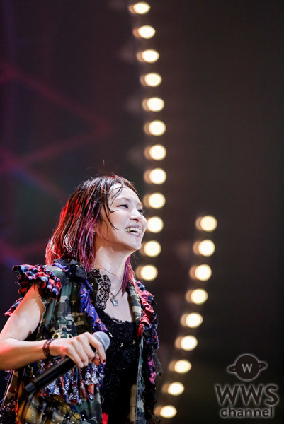 LiSA、約1年ぶり自身3回目となる全国ホールツアースタート!新曲『ADAMAS』初披露&全国Zeppツアーの開催を発表!!
