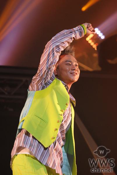 DA PUMP、感謝満載のワンマンライブ「LIVE DA PUMP 2018 THANX!!!!!!!」圧巻のパフォーマンス!さらに12/12 ベストアルバム発売のサプライズ発表も!