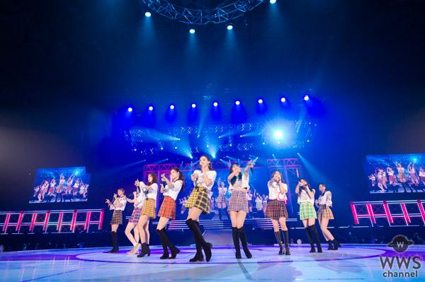 TWICE、初のアリーナツアー完走!そして2019年に東京ドーム 2DAYS公演を含むドームツアー開催を発表!!