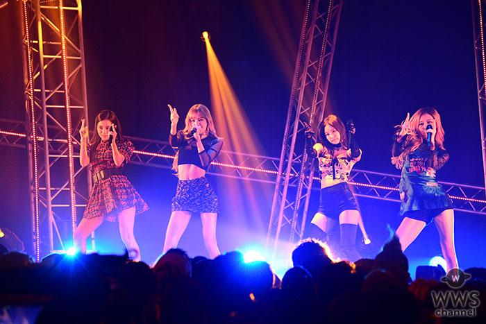 【ライブレポート】BLACKPINKが「MTV VMAJ 2018 -THE LIVE-」に出演!受賞曲『DDU-DU DDU-DU』を披露!!<VIDEO MUSIC AWARDS JAPAN 2018>