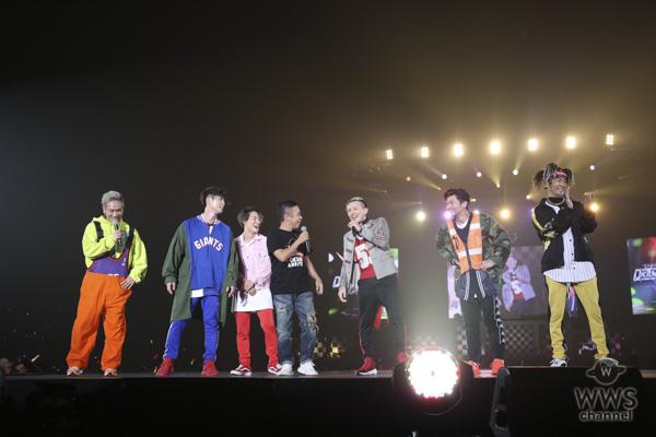 DA PUMPが「岡村隆史のオールナイトニッポン歌謡祭」に登場!休演のKENZOへ「6人だろうが7人だろうがDA PUMPに変わりない」とメッセージ!