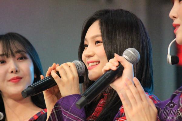 【ライブレポート】GFRIEND(ジーフレンド) 日本1st SINGLE リリース記念ライブ大盛況! SINGLEはWタイトル「Memoria/夜(Time for the moon night)」