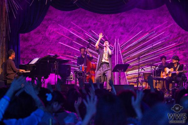 平井堅、ニューヨークで行われたコンセプトライブ「Ken's Bar」プレミアムライブをWOWOWで独占放送決定!!