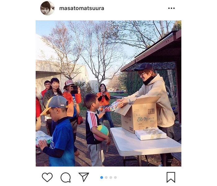 エイベックス・松浦会長、AAA・西島隆弘へ「西島がまたまた偉すぎる。」北海道での支援活動に賞賛のコメント!