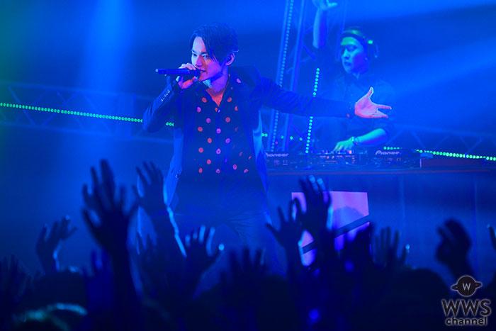 【ライブレポート】SKY-HIが「MTV VMAJ 2018 -THE LIVE-」に出演!受賞曲『Name Tag』に想いを乗せた圧巻のパフォーマンス!!<VIDEO MUSIC AWARDS JAPAN 2018>