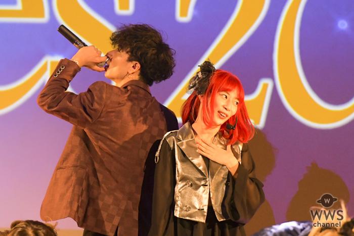 男女混合ダンス&ボーカルユニット・TiiiMOが「TOITA Fes」(戸板フェス)でライブステージを披露!<TOITA Fes 2018 -SIRIUS−>