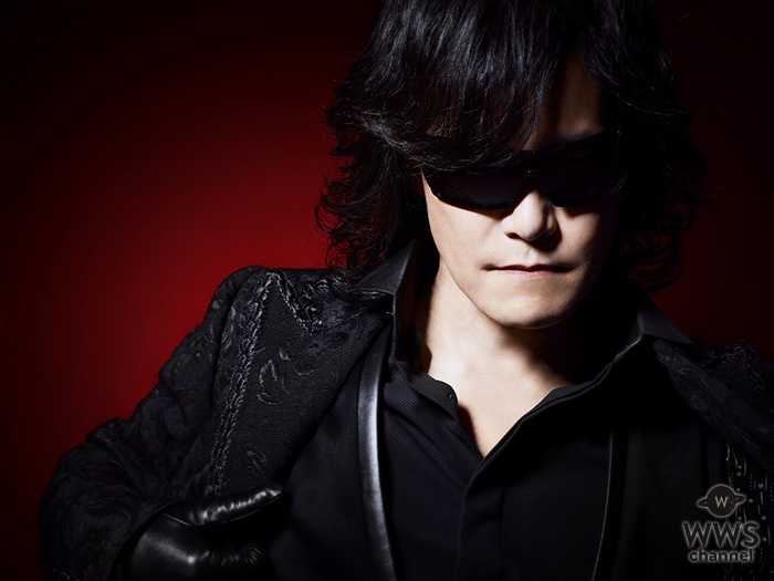 Toshl (X JAPAN)、話題のカバーアルバム『IM A SINGER』のジャケット写真公開!歌唱動画がYouTubeに公開、全曲目も決定!!