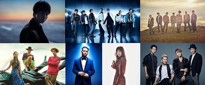 EXILE TAKAHIRO、三代目 J Soul Brothers、 GENERATIONS、JAY'ED&鷲尾伶菜、DANCE EARTH PARTY、DEEP による映画『ウタモノガタリ‐CINEMA FIGHTERS project‐』 特別ミュージックトレーラーを一挙公開!
